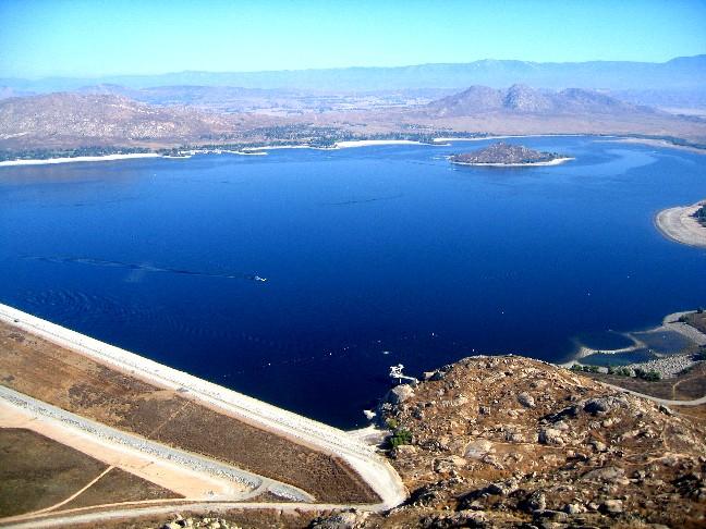 Lake Perris photo
