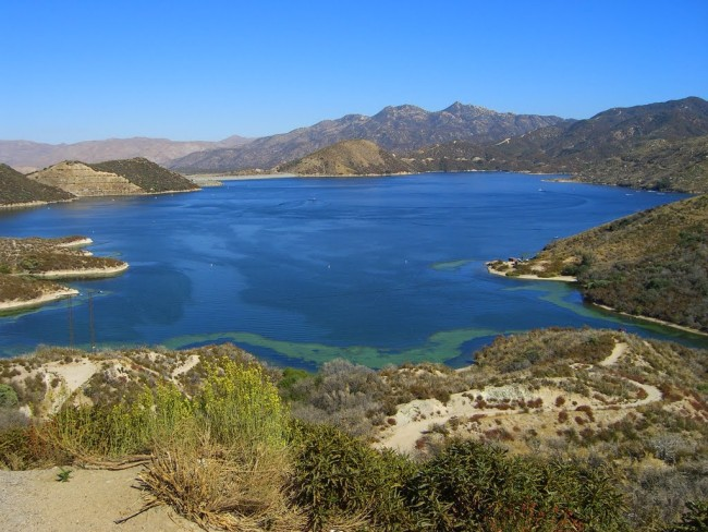 Silverwood Lake Photo